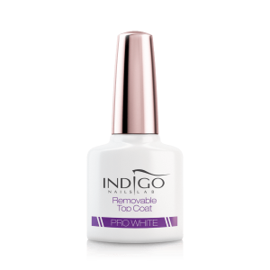 pro white removable top coat